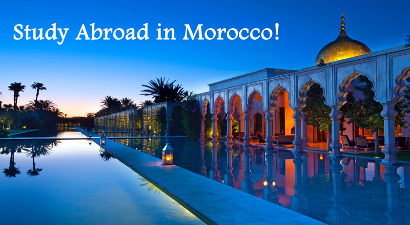 Four-week Summer Study in Rabat, Morocco