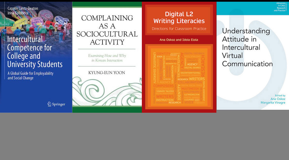 Recent Books by MLLI Faculty (click here for post)